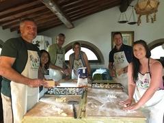 Toscana Mia Cooking School Tuscany Italy
